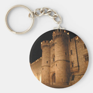 Rhodes  Greece angie Key Chain
