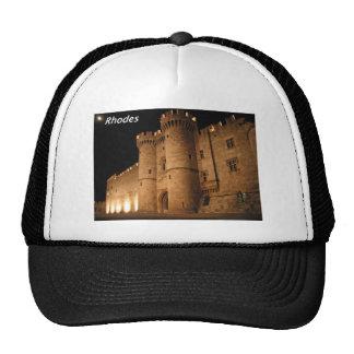 Rhodes  Greece angie Trucker Hat