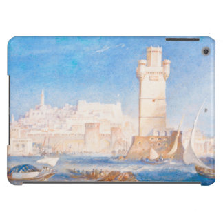 Rhodes Joseph Mallord William Turner waterscape iPad Air Covers
