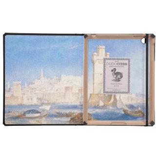 Rhodes Joseph Mallord William Turner waterscape iPad Folio Cases