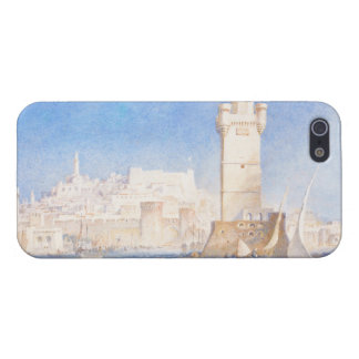 Rhodes Joseph Mallord William Turner waterscape Cover For iPhone 5/5S