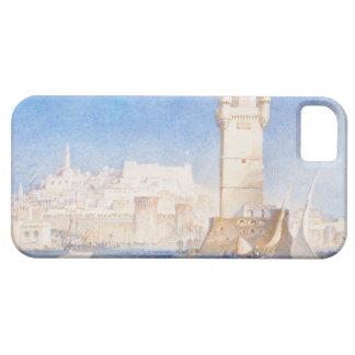 Rhodes Joseph Mallord William Turner waterscape iPhone SE/5/5s Case