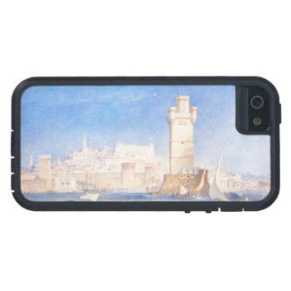 Rhodes Joseph Mallord William Turner waterscape iPhone SE/5/5s Case