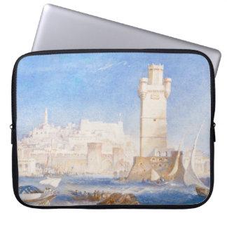 Rhodes Joseph Mallord William Turner waterscape Laptop Sleeve