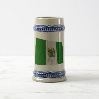 Rhodesia Waving Flag 1968-1979 Mug