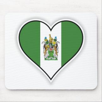 Rhodesian Flag Mouse Pad