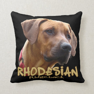Rhodesian Ridgeback Almohadas