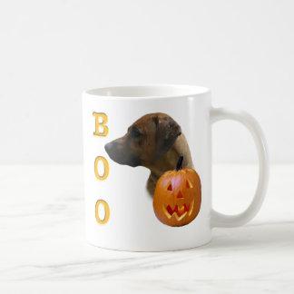 Rhodesian Ridgeback Boo Coffee Mug