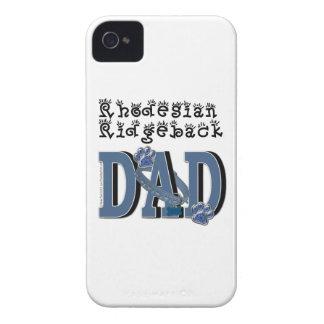 Rhodesian Ridgeback DAD Case-Mate iPhone 4 Case