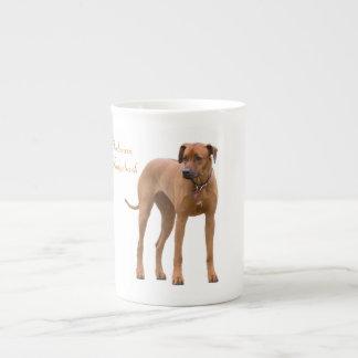 Rhodesian Ridgeback dog beautiful photo gift Tea Cup