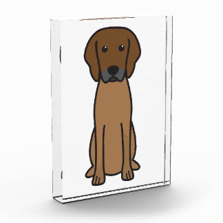 Rhodesian Ridgeback Dog Cartoon Awards
