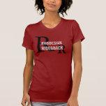 Rhodesian Ridgeback Dog Lovers T-Shirt