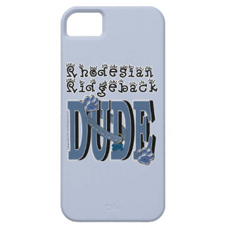Rhodesian Ridgeback DUDE iPhone SE/5/5s Case