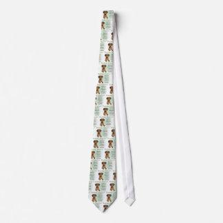 Rhodesian Ridgeback Gifts Tie
