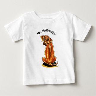 Rhodesian Ridgeback Manipulate Baby T-Shirt