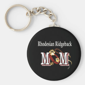 Rhodesian Ridgeback MOM Gifts Keychains