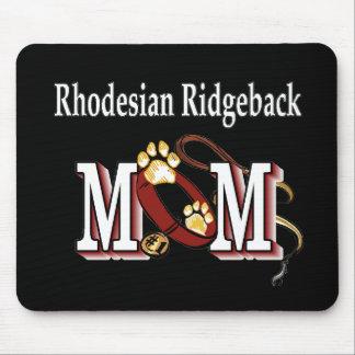 Rhodesian Ridgeback MOM Gifts Mouse Pad