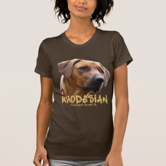 Rhodesian Ridgeback Poleras