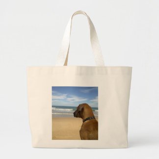 Rhodesian Ridgeback Products Large Tote Bag