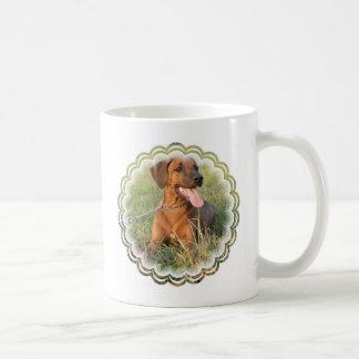 Rhodesian Ridgeback Rescue Coffee Mug