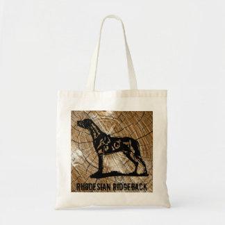 Rhodesian Ridgeback simple farrowed Tote Bag