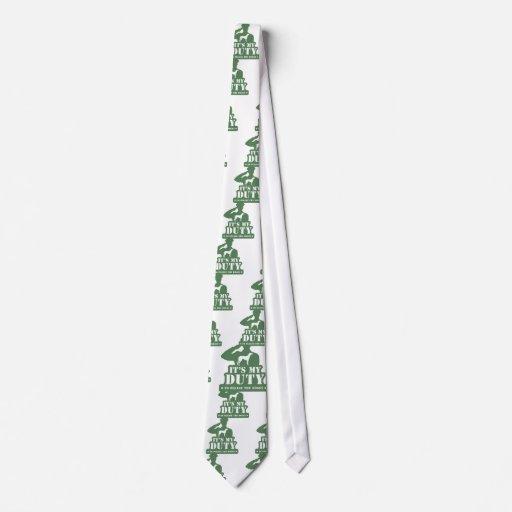 Rhodesian Ridgeback Tie