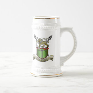 Rhodesian Security Forces Beer Stein