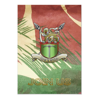 Rhodesian Security Forces Card