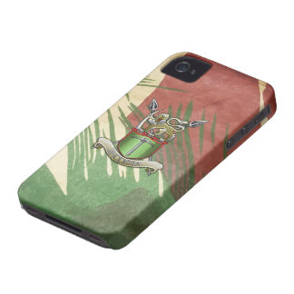 Rhodesian Security Forces Case-Mate iPhone 4 Case