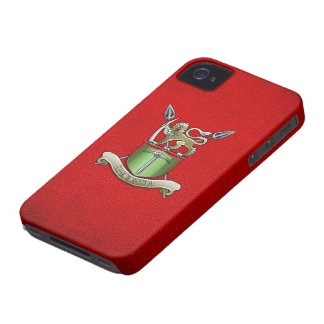 Rhodesian Security Forces iPhone 4 Case-Mate Case