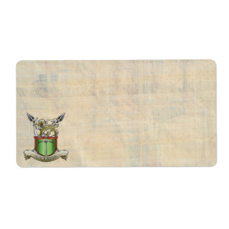 Rhodesian Security Forces Label