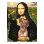 RhodesianRidgeback 1 - Mona Lisa Post Cards