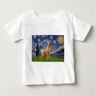 RhodesianRidgeback 2 - Starry Night Baby T-Shirt