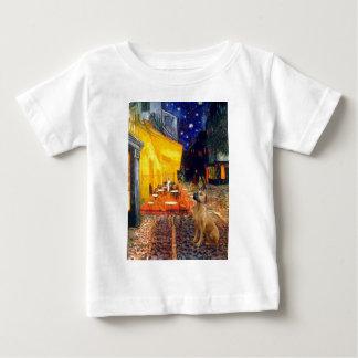 RhodesianRidgeback 2 - Terrace Cafe Baby T-Shirt