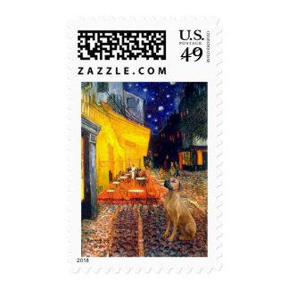 RhodesianRidgeback 2 - Terrace Cafe Postage Stamp