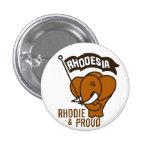 RHODIE Y ORGULLOSO PIN REDONDO 2,5 CM