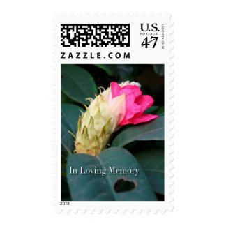Rhododendron 1 Celebration of Life Postage