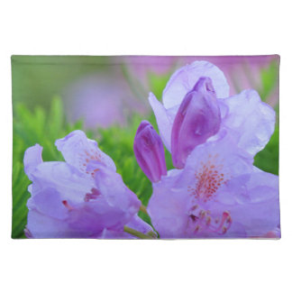 Rhododendron After the Rain Placemat