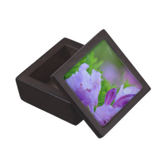 Rhododendron After the Rain Premium Jewelry Boxes