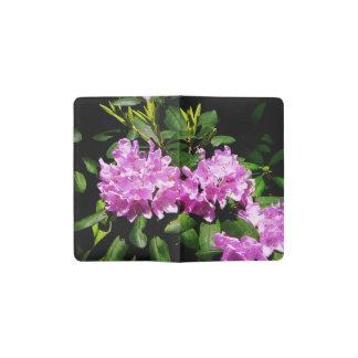 Rhododendron Closeup Pocket Moleskine Notebook