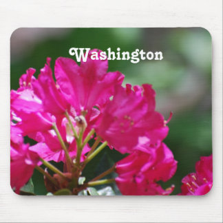 Rhododendron in Washington Mouse Pad