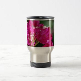Rhododendron in Washington Coffee Mugs