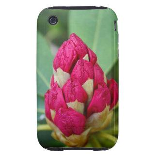 Rhododendron  iPhone 3G/3GS Case-Mate Tough Tough iPhone 3 Case