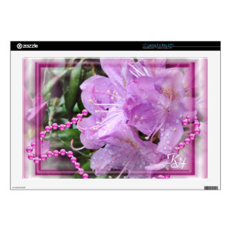 Rhododendron Lg Laptop Skin- personalize Decals For Laptops