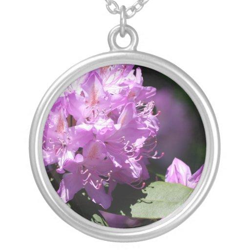 Rhododendron Necklaces