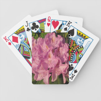 Rhododendron Pink Cluster Deck Of Cards