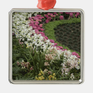 Rhododendron (Rhododendron catawbiense) Heath Metal Ornament