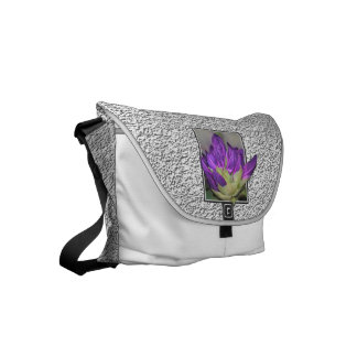 Rhododendron Small Messenger Bag