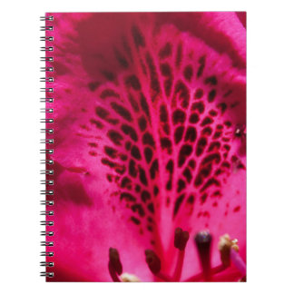 Rhododendron - WOWCOCO Spiral Notebook