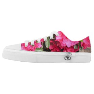 Rhododendrons Printed Shoes